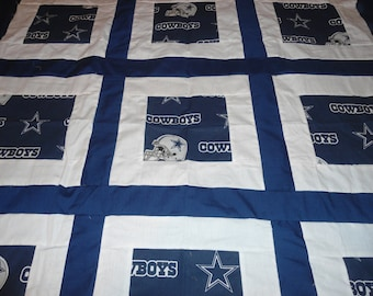 Dallas  Cowboys Baby Quilt