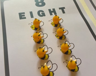 Preschool Learning Games - Count the Bees