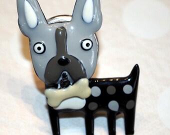 bulldog Dresser knob