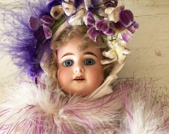 1894 Antique Armand Marseille Doll Bisque German