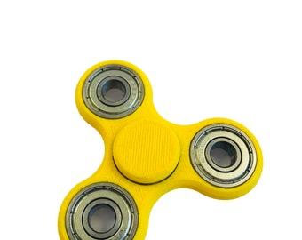 Spinner fidget imprimé 3D (en 13 couleurs différentes!)