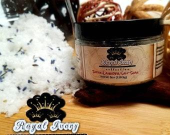 Jazzy lavendar soak salts/bath salts/Jasmine/Lavendar/dead sea salt/Epsom salt/essential oils/bath time/relax/sea salt/gifts for her/favors