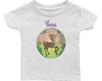 Caribou, 'bou, Infant Tee