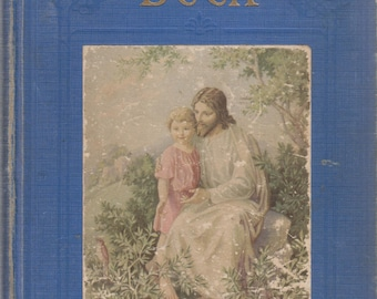 Bible Story Book Thirteenth Edition (Hardcover, Religious) (c)1927