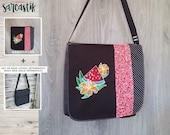 Watermelon bag flap for L...