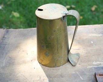 Cape Cod Fishtail Copper Mug Vintage Copper