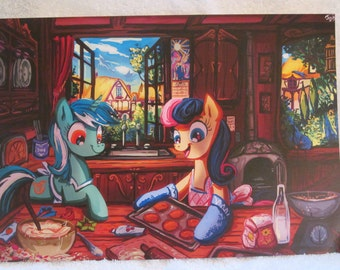SALE! My Little Pony - A4 - Print 9