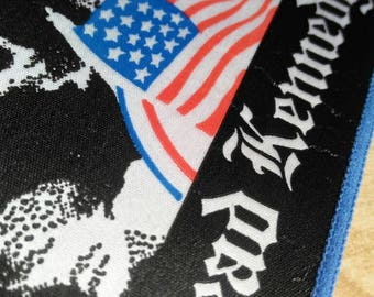 Dead Kennedys , vintage patch 80s , lucid patch .