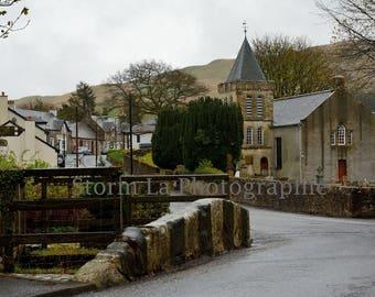 Scottish Village Church