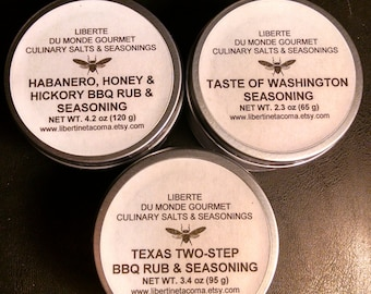 Gourmet BBQ Rubs and Seasonings Part 2