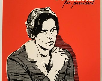 Jughead Jones for president Riverdale print