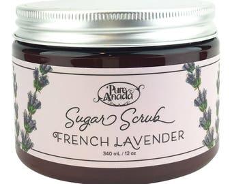 Sugar Scrub - French Lavender