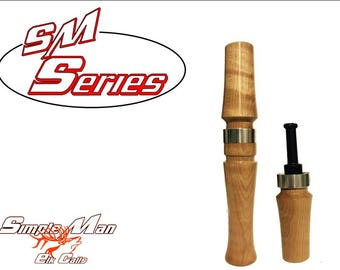 Simple Man Curly Maple SM Series Elk Call Kit