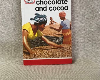 Ladybird Leaders Chocolate and Cocoa  Children's Book Series 737