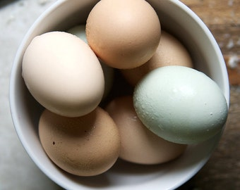 Food Photography, Still Life Photography, Eggs In A Bowl, Home Decor, Wall Art, Restaurant Decor, Kitchen Art