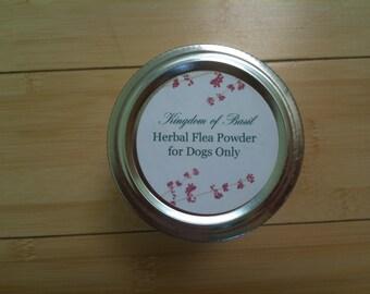 Natural Herbal Flea Powder - start up kit