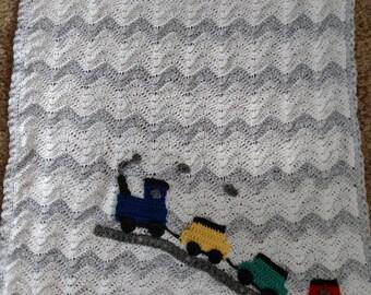 Baby Afghan Blanket