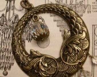 Edwardian Chandelier Necklace