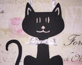 Lucky Black Cat