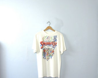 Vintage 90's graphic tee, Finneytown Springfest '95 shirt, size large