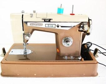 Vintage Emdeko Sewing Machine