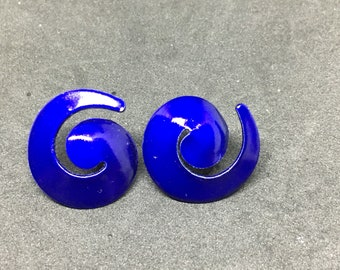 Cute Vintage Swirl Earrings!