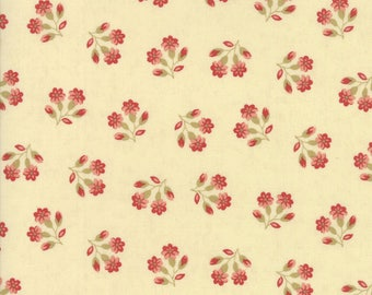 Collection Compassion Ivory Print designed by Howard Marcus for Moda Fabrics, 100% Premium Cotton by the Yard