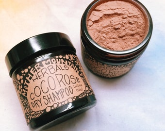 Coco Rose Dry Shampoo