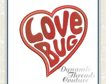 XD000190 Love Bug Heart