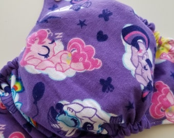 My Little Pony Diaper Cover