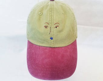 Dollface Embroidered Dad Hat
