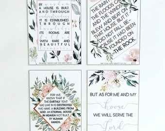 Dwelling Place Scripture Cards