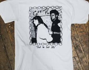 Guns n Roses - Out ta Get Me - Silkscreened shirt