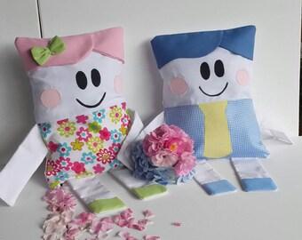 Adorable baby pillow 2 designs