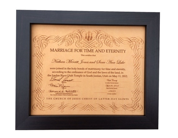 9th Year Wedding Anniversary Gift Ideas: 9th Anniversary Leather Gift Idea Photo Laser Engraved