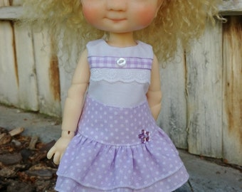 "LAVENDER BLISS made to fit 11"" Patti Meadowdoll  by Darla"