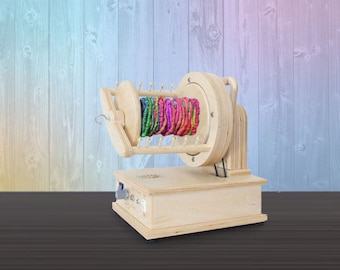 Firefly Electric SpinOlution Spinning Wheel - amazing art yarn wheel - select the package that is right for you 8oz flyer 16oz 32oz