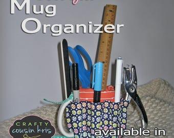 Colorful Mug Organizer