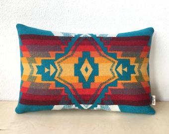 Rainbow Stripes - Pillow A