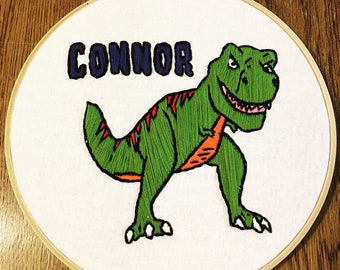 Personalized T-Rex