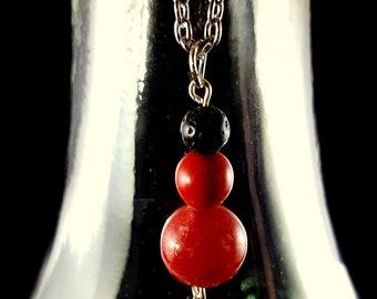 Root Chakra Aromatherapy Necklace