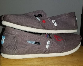Cross Stitched TOMS®