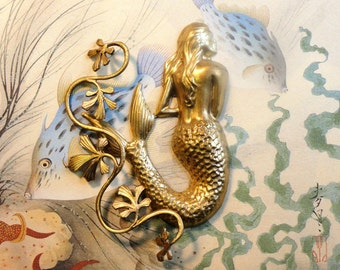 Mermaid, Seaweed,  Oyster set (3 pc )