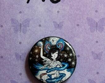Anime Galaxy Pin