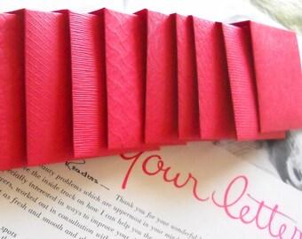 Deluxe set of mini red envelopes