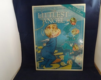 Deluxe Edition The Littlest Angel Book