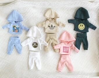 Doll clothes for Obitsu 11 cm.