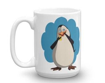 Mr. Penguin's Poppers Mug