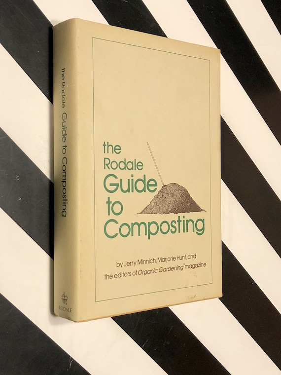 The Rodale Guide to Composting (1979) hardcover book