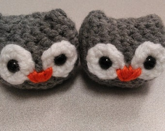Little Squishy Owls